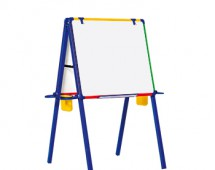 Double painting easel