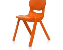 Flex Chair Orange